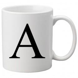 Personalised Mug - Initial